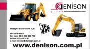 JCB maszyny - DENISON