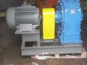 Młyn Bijakowy OMT-4 55KW siano słoma biomasa zboża