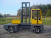 Boczny Wózek widłowy Baumann typ:  EX 401250