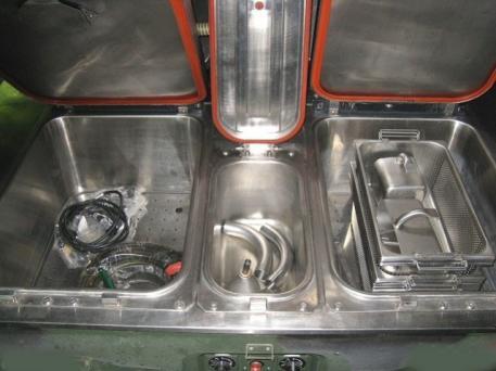 Kuchnia Polowa Karcher Tfk 250