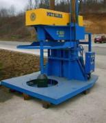 Maszyna do produkcji niezbrojonych kręgów betonowy