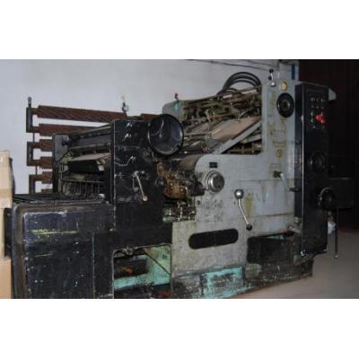 Maszyna typograficzna PS-A3
