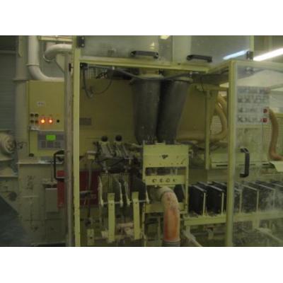 Maszyna pakująca Fawema FA 310 + owijarka palet