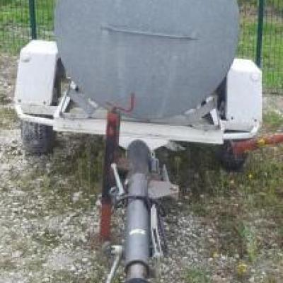Moiroud 1200 litres routiere