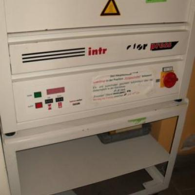 Prasa termotransferowa Intron Color Press PV 3.2