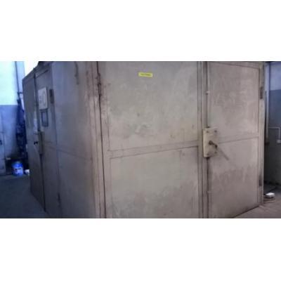 Oczyszczarka pneumatyczno - komorowa