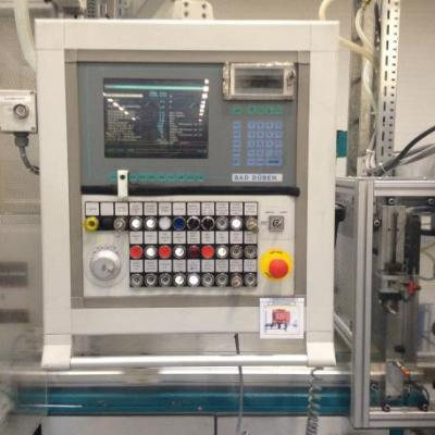 Walcarka do gwintow, robot, pelny automat CNC
