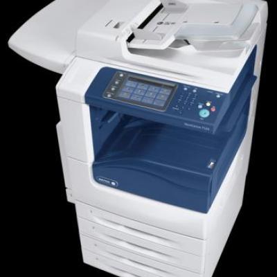 Xerox WorkCentre 7125 Kolorowe Wielofunkcyjne NOWE