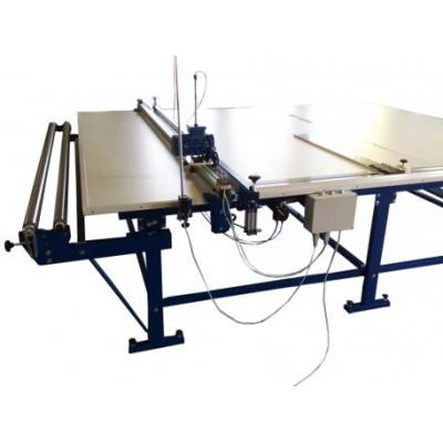 Stół do cięcie rolet materiałowych