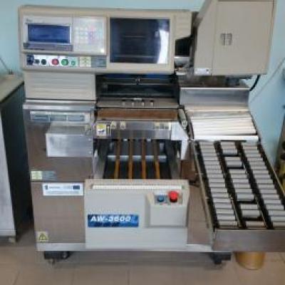 DIGI AW3600 -weighting, wraping, labeling