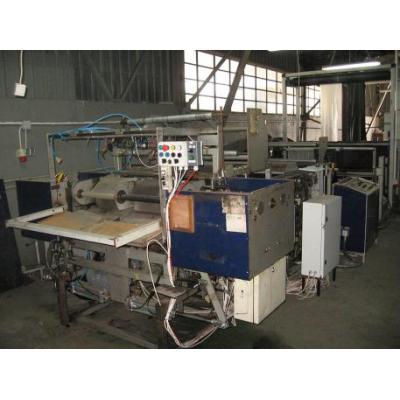 Automat do produkcji worków rolowanych