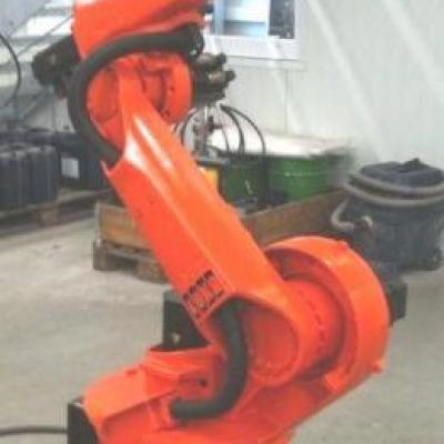 Robot Przemysłowy KUKA KR6/2 + KRC1 kontroler