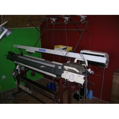 Maszyna dziewiarska BROTHER CK-35 5-cio igłowa