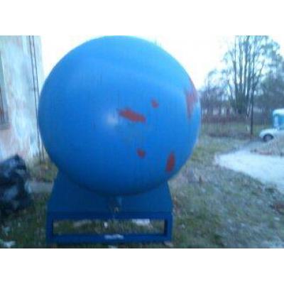zbiornik sprężonego powietrza o pojemności 5m3