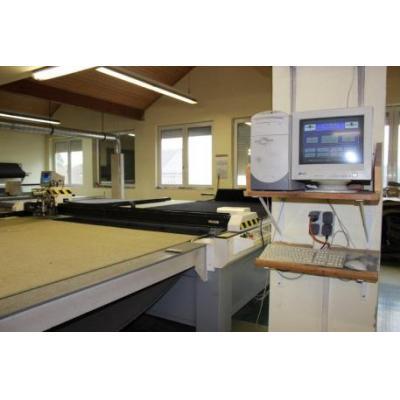Ploter tnący, stołowy, tablicowy, 2,5 x 3m