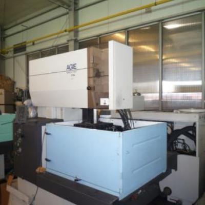 wycinarka drutowa CNC