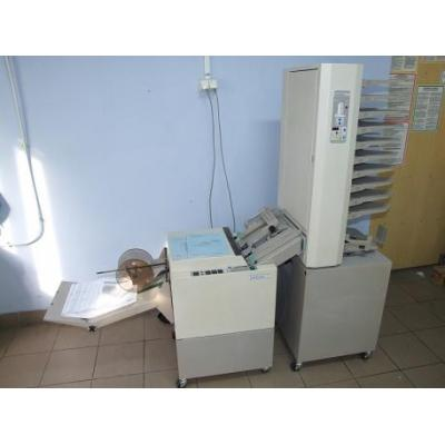 LINIA DO BROSZUR PLOCKMATIC 310 + PLOCKMATIC 61