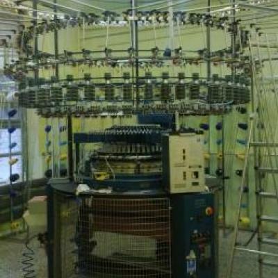 Maszyna dziewiarskia kołowa ORIZIO JSBE