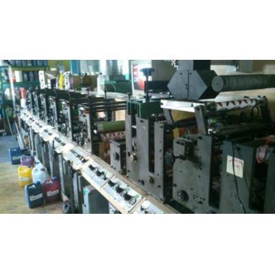 Aquaflex DBC 6 kol (1UV) + przewijarka