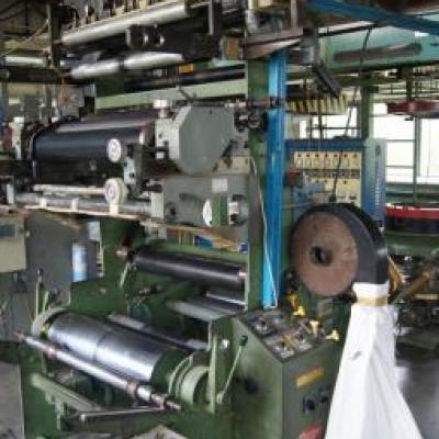 Linia do produkcji folii TECOM 50/800