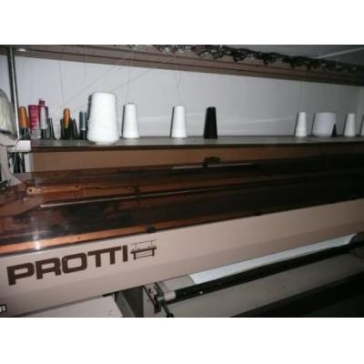 Maszyna Dziewiarska Protti P90s uiglenie 5