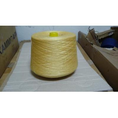 wiskoza żółta - 5 kartonów po 12 cewek (60 szt)