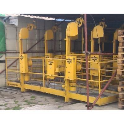 Rusztowanie wiszące Rww 3/100 500kg