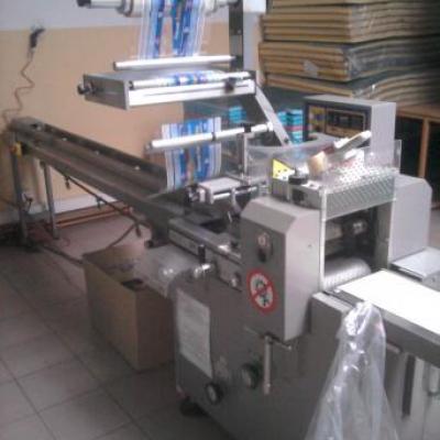 Flowpack - maszyna do pakowania