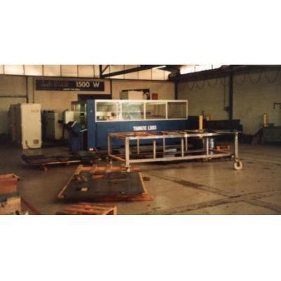 Wycinarka Laserowa TRUMPF Trumatic L3003 1500W