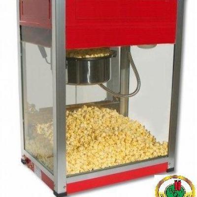 Maszyna do prażenia kukurydzy.