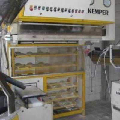 Linia do produkcji chleba