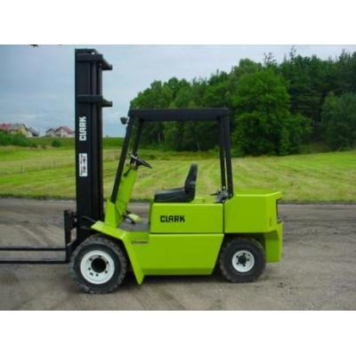 Wózek widłowy CLARK Typ: DPM30N
