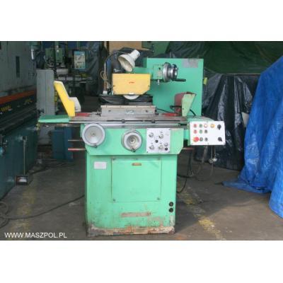 Szlifierka do płaszczyzn SPC 20 D -  maszyna podła