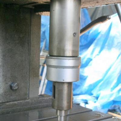 Wiertarka uniwersalna pionowa 2H-135 r.b - 1990 st