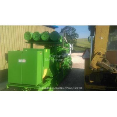 Generator JENBACHER 612GS