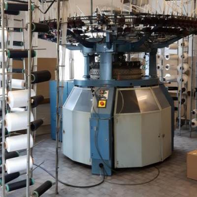 Maszyny dziewiarskie okrągłe