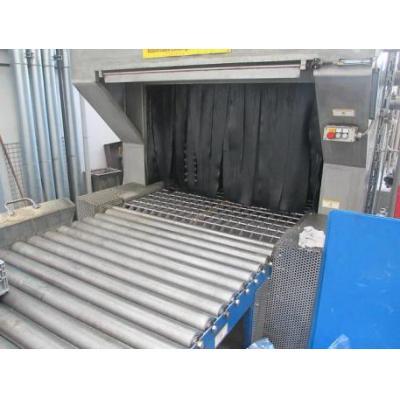 Myjnia tunelowa o dużej nośności 1000 kg/ 1 detal