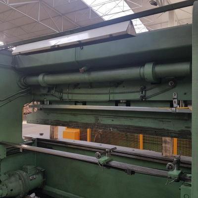 Krawędziarka, prasa SAGITA 125 t / 3000 mm.