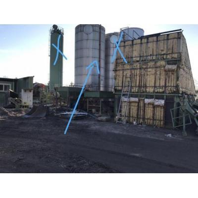 1 X Vertical Bitumen Storage Tanks