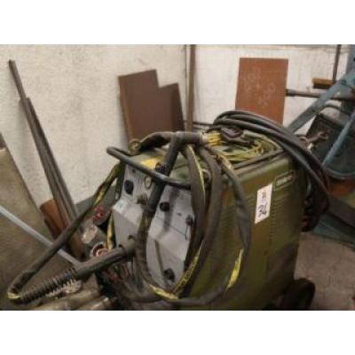 Maszyny spawalnicze, elektrody i podobne piece