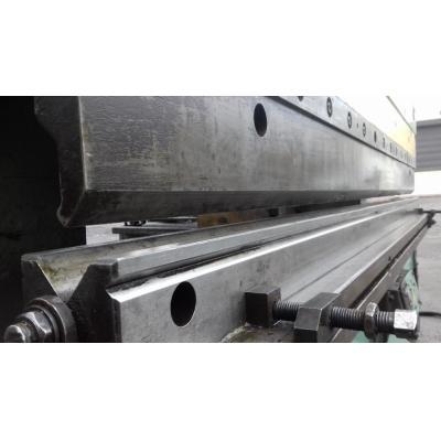 Prasa krawędziowa 100t 2500 mm krawędziarka