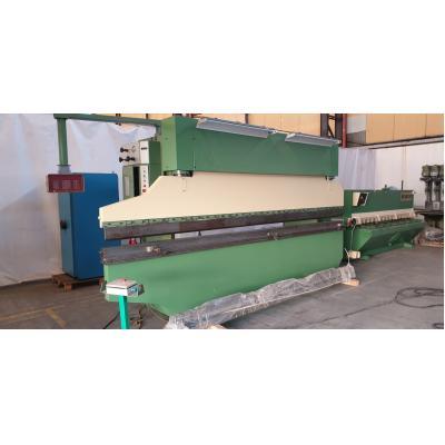 Prasa krawędziowa LVD 80 ton -4500 mm