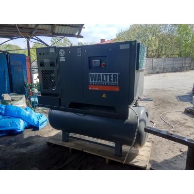 Sprężarka śrubowa WALTER SKTG 11 SX COMBO / 500L