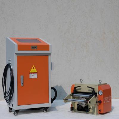 Podajnik rolkowy do blachy RNC200 /servo motor/