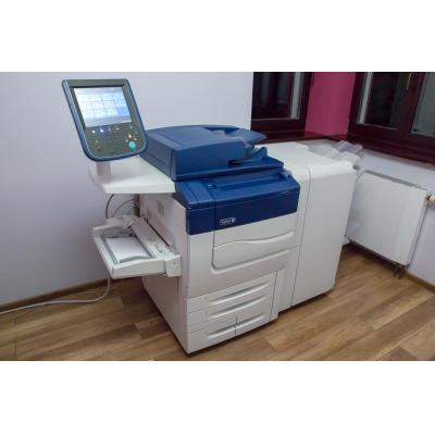 XEROX C60 + FIERY EX C60 i finisher BR - cesja