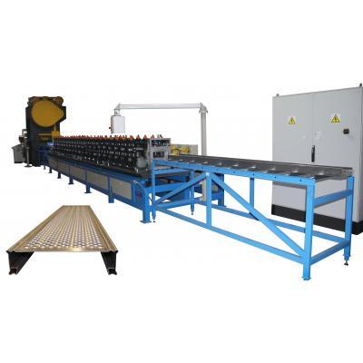 Maszyna do produkcji podestów rusztowań SWAH