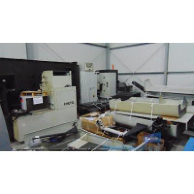 Horizontal machining center CHETO CC1000