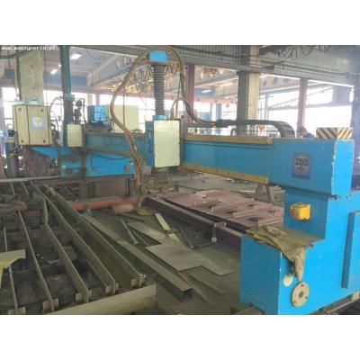 ZDIS GLIWICE YUN 4000-2 oxygen cutting machine