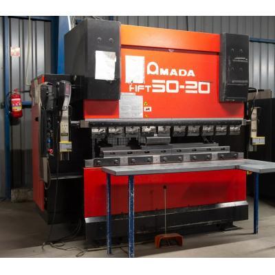 AMADA HFT 50-20 CNC press brake