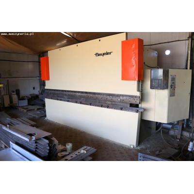 CNC press brake BEYELER EURO II